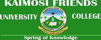 Kaimosi Friends University College